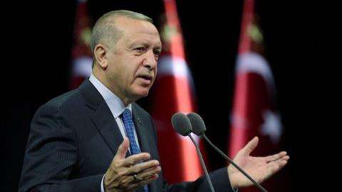 Erdoğan'dan Doğu Akdeniz mesajı: Boyun eğmediğimizi anladılar