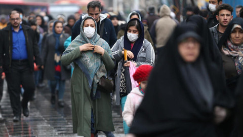 İran'da koronavirüs bilançosu