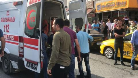 Taksiciler kavga etti: 3 ölü, 2 yaralı!