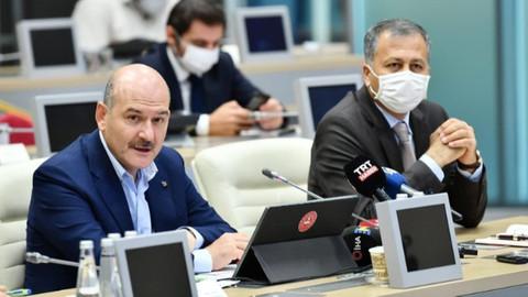 Soylu'dan İstanbul'da 7.5'lik deprem tatbikatı açıklaması