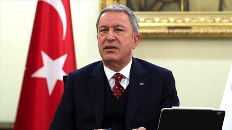 Bakan Akar'dan Ermenistan'a tepki: Yurtdışından getirdiği teröristleri geri göndermeli