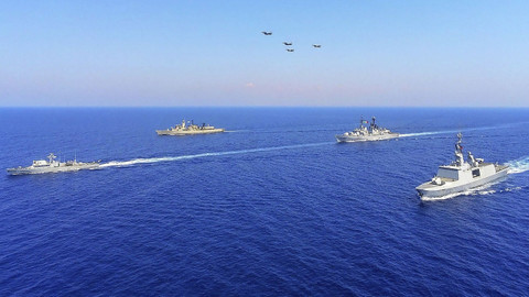 Doğu Akdeniz'de yeni Navtex!