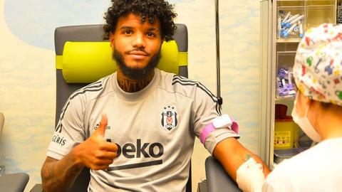Beşiktaş'ın yeni transferi Rosier: Burada olmak çılgınca bir şey