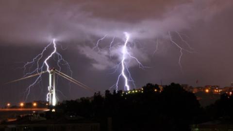 Meteoroloji uyardı: Gök gürültülü sağanak yağış