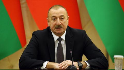 Azerbaycan Cumhurbaşkanı Aliyev: Ermenistan'daki halk, kendi iktidarının rehinidir