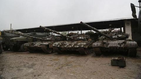 Azerbaycan'da son durum! Ermeni askeri cepheden kaçıyor!