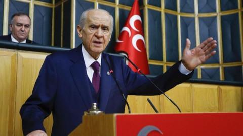 Bahçeli grup toplantısında konuştu: Türk Tabipler Birliği kapatılsın