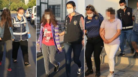 Başkentte fuhuş operasyonunda 7 kişi gözaltına alındı