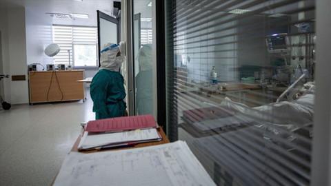 Koronavirüste bugün 56 kişi hayatını kaybetti