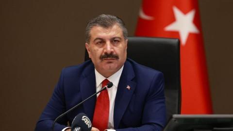 Sağlık Bakanı Koca: Birlikte daha büyük hedeflere ulaşmak hayal olmayacaktır