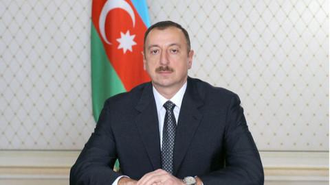 Aliyev'den Türk devletlerine mektup!