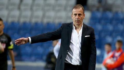 Trabzonspor'da Abdullah Avcı gelişmesi! Bir görüşme yapılacak