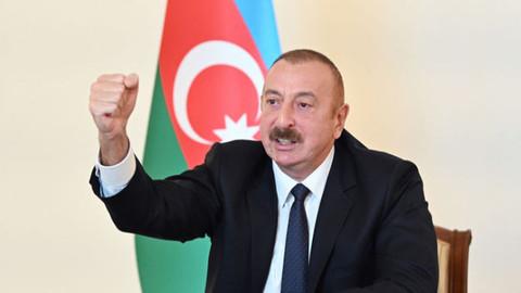 Aliyev: 21 köy ve 1 kasaba işgalden kurtarıldı!