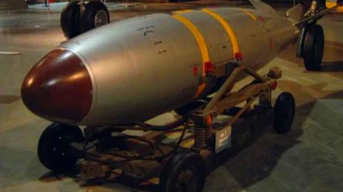 """ABD, İsrail'e """"14 bin tonluk"""" bomba hediye edecek"""