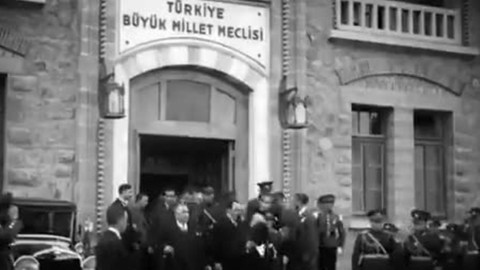 MSB'den Cumhuriyet'in 97. yılına özel video