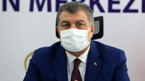 Sağlık Bakanı Koca: 3'ü ağır 8 kişinin tedavisi yoğun bakımda sürüyor