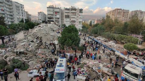 Depremde can kaybı yükseldi