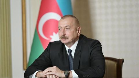 Azerbaycan Cumhurbaşkanı Aliyev: Herhangi bir ülke bizi tehdit ederse TSK'yı davet ederim