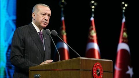 Erdoğan 10 Kasım töreninde konuştu: İstiklal Harbi daha güçlü bir şekilde devam ediyor