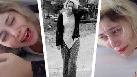 Tiktok'ta skandal paylaşım! İzmir depreminde kurtarılan Ayda bebeği taklit etti