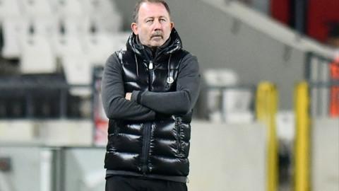 Teknik direktör Yalçın'dan 'ayrılık' açıklaması