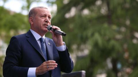 Cumhurbaşkanı Erdoğan: Her kim vatanımıza göz dikerse...