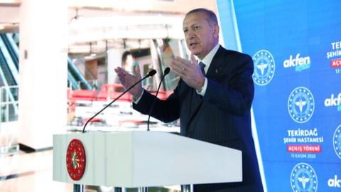 Erdoğan'dan reform mesajları: Yepyeni bir seferberlik başlattık