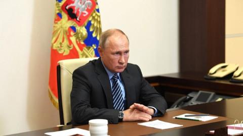 Putin'den Karabağ çıkışı: Umarım artık kullanmayacağız