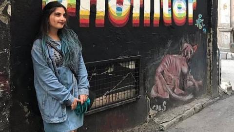 Genç kız, 11'inci kattan atlayarak intihar etti
