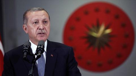 Cumhurbaşkanı Erdoğan: Kendimizi başka yerde değil Avrupa'da görüyoruz