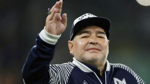 Maradona'nın serveti tartışma konusu oldu