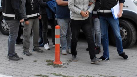 İzmir merkezli 39 ilde  FETÖ'nün TSK yapılanmasına operasyon!