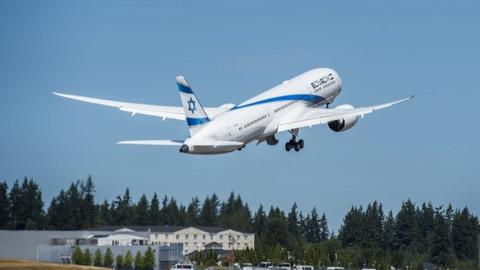 O ülke İsrail'e hava sahasını açtı!
