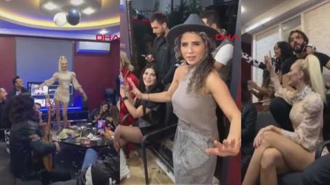 Sosyal medya fenomenlerinden ev partisi! Büyük tepki çekti