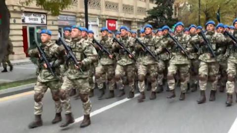 MSB'den Azerbaycan'a özel video