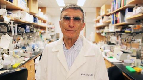 Aziz Sancar'dan aşı açıklaması: Türkiye'de olsam kuyruğa girer aşı yaptırırdım