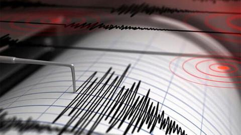 Ege'de 4.6'lık deprem