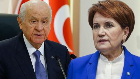 Devlet Bahçeli'den Meral Akşener'e çağrı