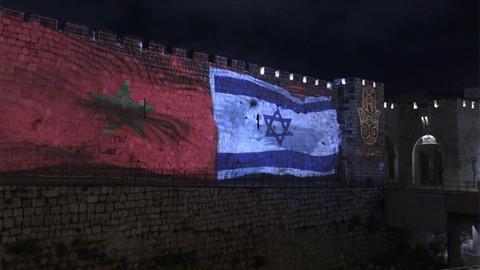 İsrail ile Fas arasında ilk ekonomik anlaşma imzalandı