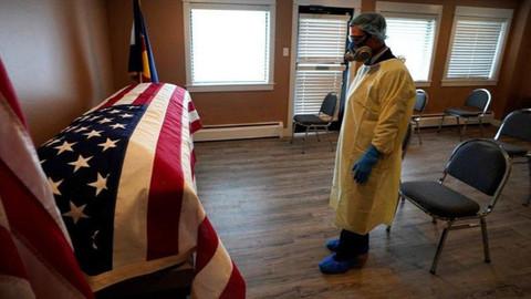 ABD'de koronavirüs bilançosu!