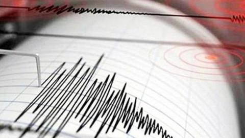 Denizli'de peş peşe depremler!