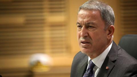 Milli Savunma Bakanı Akar: Yunanistan'la sorunlarımızın çözülebileceğine inanıyoruz