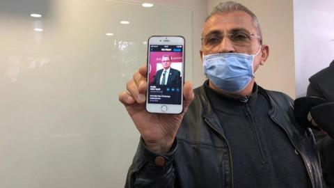 O milletvekilinden Pınar Gültekin'in babasına suç duyurusu