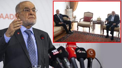 Karamollaoğlu, Erdoğan'ın Asiltürk ziyaretiyle ilgili konuştu