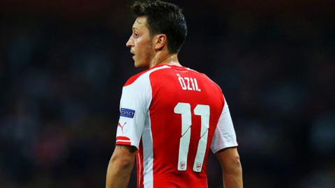 Mesut Özil'e uzlaşma mektubu