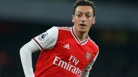 Mesut Özil'in geliş tarihi belli oldu