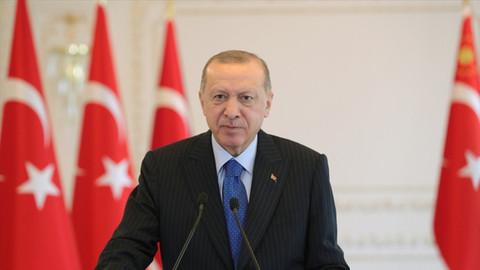 Erdoğan: Doğal gaza yatırım 27 milyar lirayı buldu