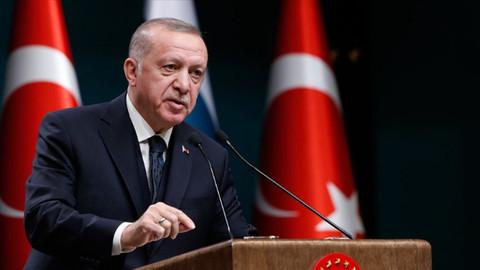 Erdoğan'dan CHP'ye tepki