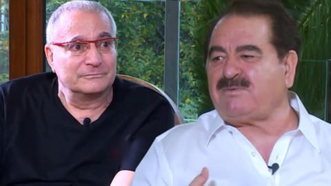 İbrahim Tatlıses ve Mehmet Ali Erbil buluştu