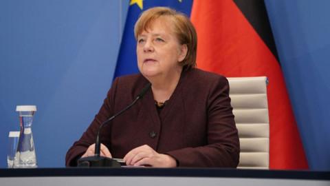 Merkel'den vutant virüs uyarısı: Yeni bir salgınla karşı karşıyayız